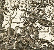 Roman gladiator history