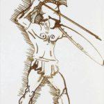 greek gladiator