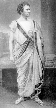 roman clothing toga