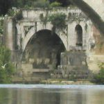 tiber bridge